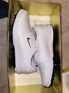 Men's Nike Air Zoom Victory Tour Golf Shoes White AQ1479-100 NWB Size 13