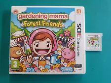 NINTENDO 3DS : gardening mama - forest friends