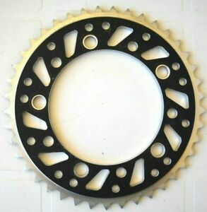 """**NEW 41T ALLOY 110mm BCD CHAINRING FOR 1/8"""" CHAIN 5 BOLT SINGLE CHAINWHEEL**"""