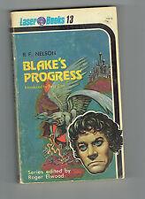 RAY NELSON pb Blake's Progress laser #13 kelly freas cover