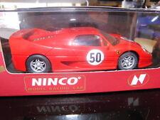 NINCO 50123 dalla prima generazione Ferrari F 50 piccole BOX RARRR NUOVO OVP