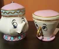 Mrs Potts Beauty And The Beast Disney Primark Chip Cup & Teapot Coin Purse
