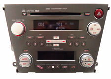 07 08 SUBARU Legacy outback 6 Disc MP3 CD Changer Player Auto Climate P-204UH