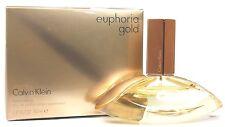 Euphoria Gold By Calvin Klein 1.6/1.7oz. Edp Spray For Women New In Box
