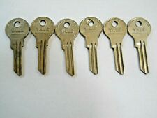 Vintage Yale & Towne Key Blanks / Auto Ignition  / Studebaker