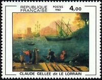 """FRANCE STAMP TIMBRE N° 2211 """" OEUVRE DE CLAUDE GELLEE LE LORRAIN """" NEUF xx LUXE"""