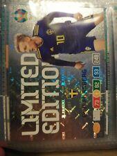 Uefa euro2020 Adrenalyn xl  limited card Emil Forsberg