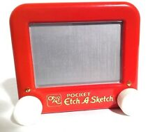 """VINTAGE POCKET SIZED """"ETCH-A-SKETCH"""" BY Ohio Art Company: Pre-Owned"""