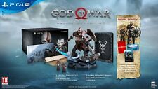 PS4 game - God of War #Collector's Edition boxed / Big Box very good condition