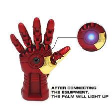 16Gb Super Luz Led Robot De Hierro Man Hand unidad flash USB Memory Stick Novedad
