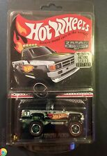 "🏁 Hot Wheels ""2017 Factory Sealed Zamac 1987 Toyota Pickup"" w/Protector 🏁"