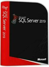 SQL Server 2019 Enterprise Product Genuine Key License - MS Unlimited CPU Cores