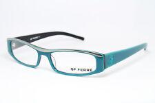 GF FERRE Original Brille Eyeglasses Occhiali Lunettes Gafas FF01506 Blau Blue