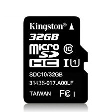 Classic Class10 Micro SD Card 32GB TF Memory Card SDHC Mobile Phone Surveillance