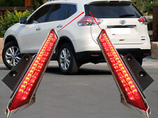 Rear Window Spoiler LED Brake Light Lamp for Nissan Rogue X-Trail 2014 - 2018