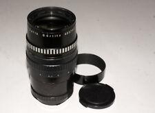 Nice! Meyer-Optic Orestegor 4/200 mm lens Exakta mount 15 blades Bokeh Monster