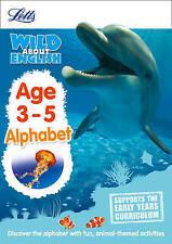 Alfabeto inglés edad 3-5 (Letts Wild about), Letts preescolar | Libro De Bolsillo |
