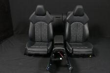 Audi a7 rs7 4 G Recaro Sport Cuir Sièges Cuir équipement Leather Seats Interior