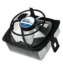 Arctic Alpine 64 GT Rev. 2 CPU radiador con 92mm PWM ventiladores-AMD zócalo