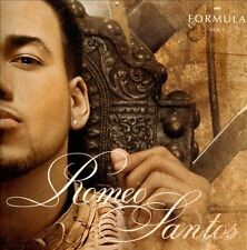 Formula, Vol. 1 by Romeo Santos (CD, Nov-2011, Sony Music Latin)