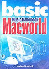 Basic Macworld Music Handbook (The Basic Series), Very Good, Prochak, Michael Bo