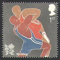 GB 2011 Sports/Olympics/Olympic Games/Wrestling 1v (b7812k)