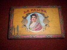 LaPalina Major Cigar Box