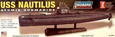 Lindberg scale USS Nautilus Submarine Model Kit