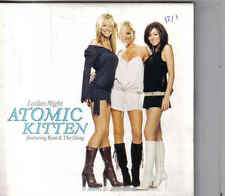 Atomic Kitten feat Kool&The Gang-Ladies Night Promo cd single