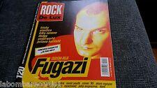 ZZ- REVISTA MAGAZINE - ROCKDELUX 120 - FUGAZI - TRICKY - ELASTICA - DODGY