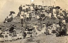 Children's Special Service Mission 1911 Unknown Location Postcard (160RP)