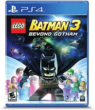 PLAYSTATION 4 PS4 GAME LEGO BATMAN 3 BEYOND GOTHAM BRAND NEW AND SEALED