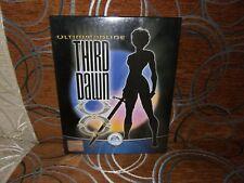 Ultima Online: Third Dawn - Asian Big Box Edition Pc New & Sealed