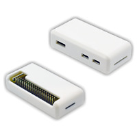SB Components High Quality Protective Case Cover for Raspberry Pi Zero - White