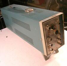 TEKTRONIX TM501A  WITH TEK PG501 NICE