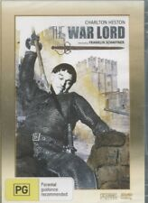 THE WAR LORD - Charlton Heston, Richard Boone, Rosemary Forsyth  -  DVD