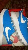 Nike Roshe One (PS) Photo Blue/ White Wolf Grey kids infant  size 6.5