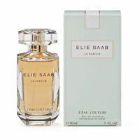 Elie Saab Le Parfum l'eau couture Edt Eau de Toilette Spray 90ml NEU/OVP