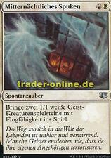 2x Mitternächtliches Spuken (Midnight Haunting) Commander 2014 Magic