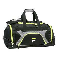 Fila Donlon Large Gym Duffel Bag - Neon Lime