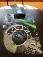 HTF Star Wars Fine Art Collection Puzzle ~ Never Tell Me The Odds ~Buffalo 1000