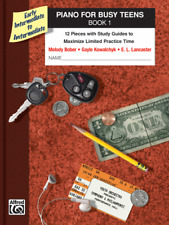 Piano for Busy Teens, Book 1