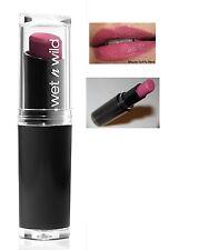 WET N WILD Mega Last Lip Color Lippenstift (Mauve Outta Here) NEU&OVP