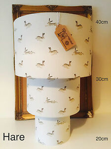 Handmade Lampshade CHOICE Sophie Allport Fabrics Size Style Cottage Chic MTO