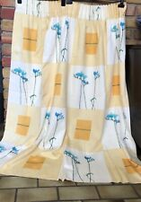 """Vintage Crowson 'Freesia' Curtains Pair L51"""" x W49"""""""