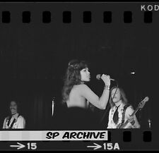 1975 Original 35mm Negative Singer Actress Sexy BARBI BENTON at the Blue Max 13
