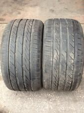 SALE LIKE NEW 2x 325 30 21 LS588 SUV TYRES 8mm TESTED FREE FITTING OR POSTAGE