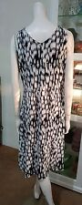 Teaberry jersey dress.Sz16.Excellent condition