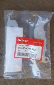 Honda Genuine brake pad front  ANF125  05 - 10  06455-KPH-952