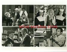 """Walter Brennan Carol Lynley Edward G Robinson Movies Of Week 7x9"""" Photo #M4946"""